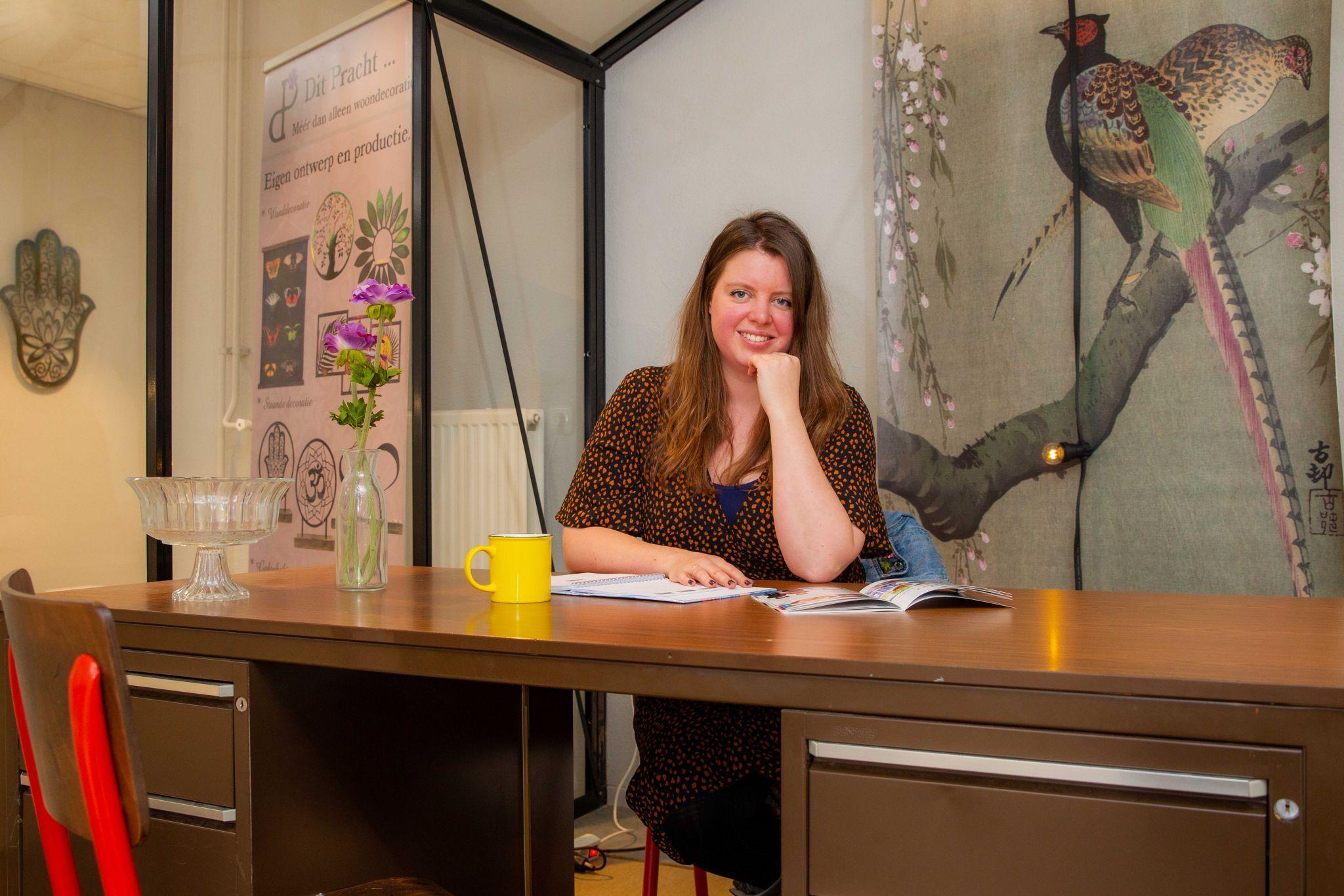 Startup Officer Imke de Korte