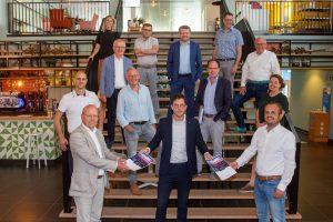Bijeenkomst Gemeente Maashorst